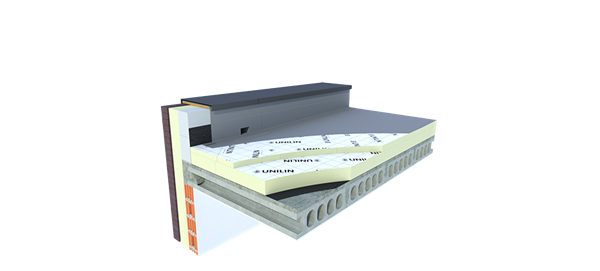 UNILIN Insulation - UTHERM Roof L Tapered