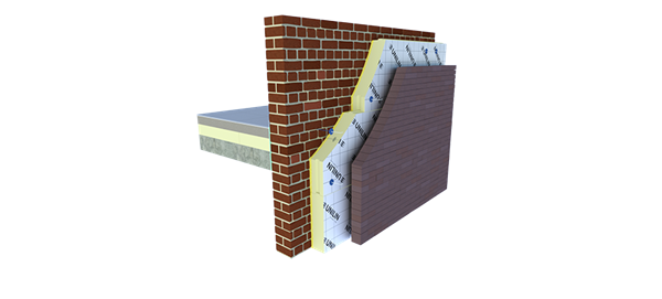 UTHERM Wall Flex product foto UNILIN Insulation