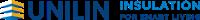 Unilin Insulation for smart living company logo