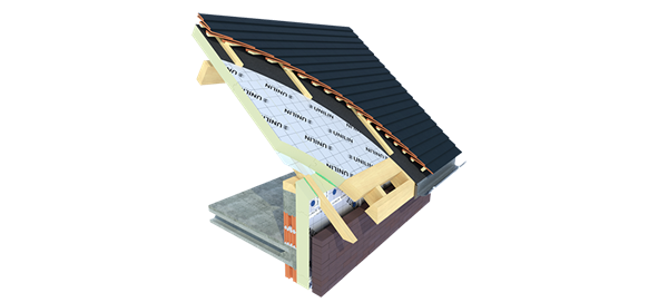 UNILIN Insulation - UTHERM Sarking LE