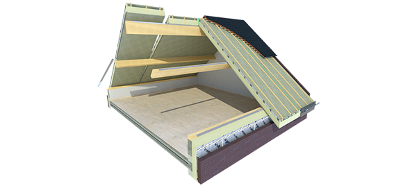 Usystem Roof DS Easy Airtight
