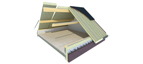 Usystem Roof SW Easy Airtight Plus