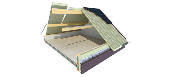 Usystem Roof SW Easy Airtight